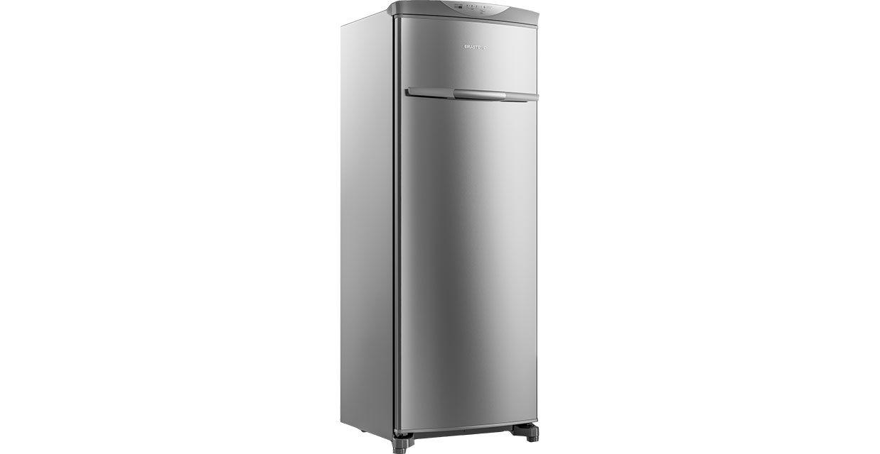 Freezer vertical brastemp flex frost free 228 litros bvr28mk - Temperatura freezer casa ...